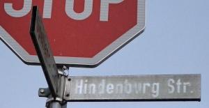hindenburgstraßenschild