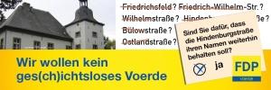 FDP-Plakat-geshichtslos