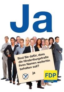 FDP-Plakat-ja
